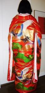 Japanese Bridal Kimono